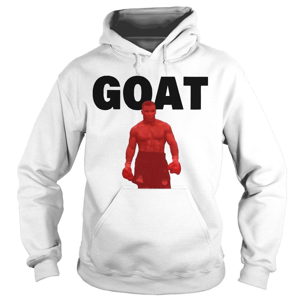 Mike Tyson Goat Hoodie