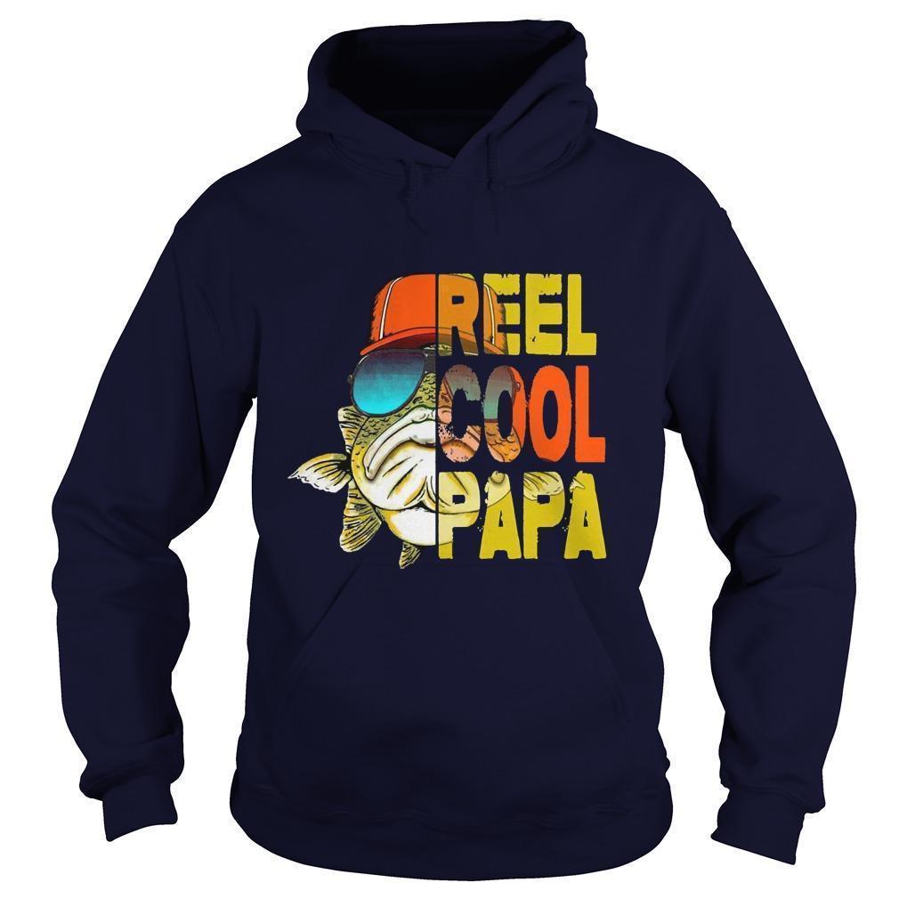 Reel Cool Papa Hoodie