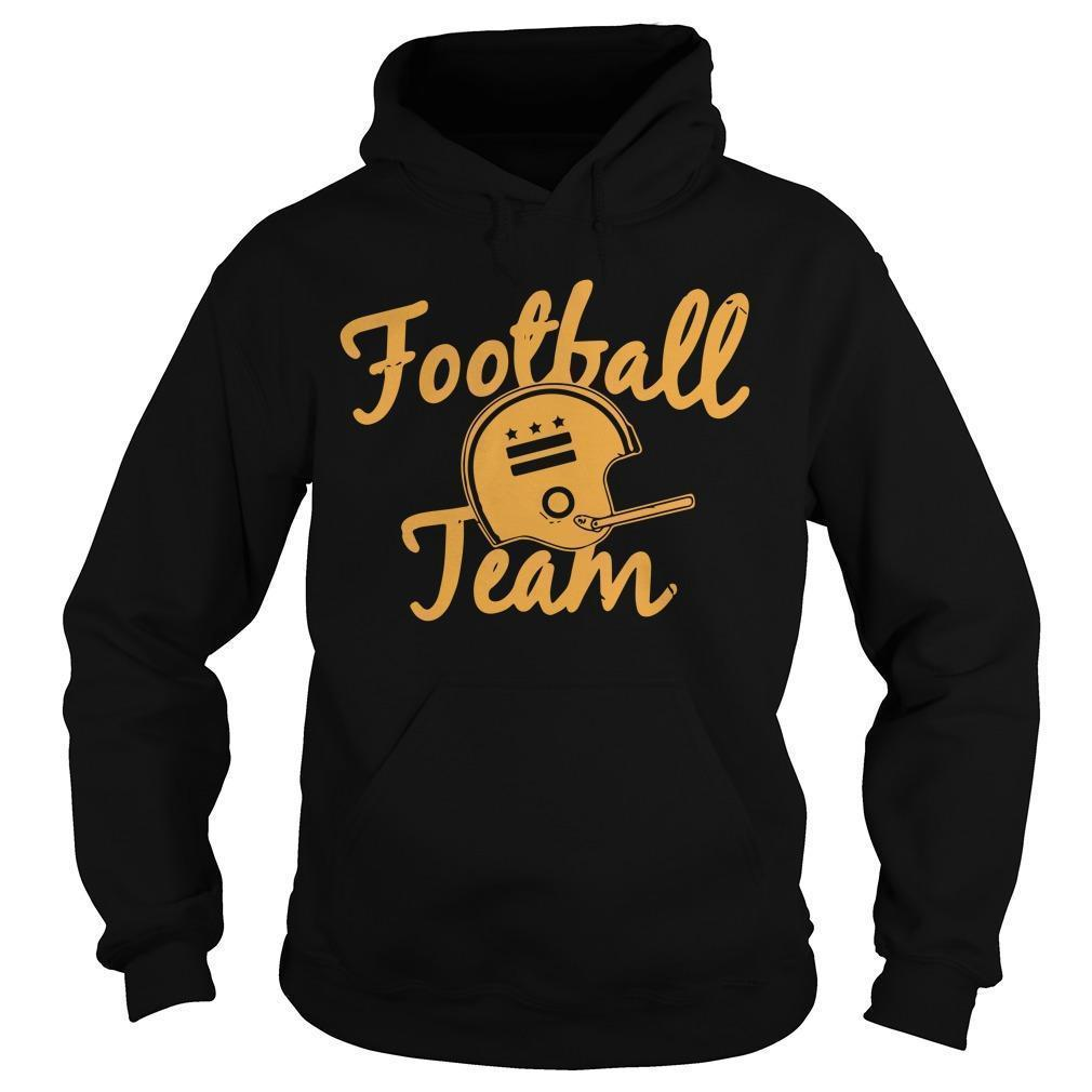 Washington Football Team Hoodie