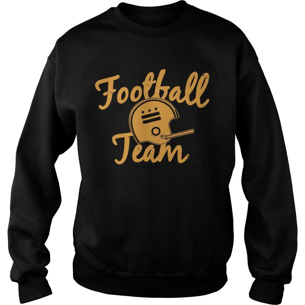 Washington Football Team Sweater