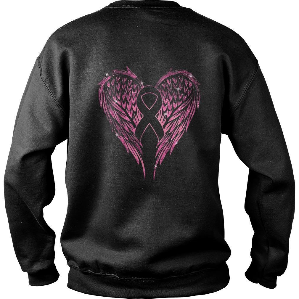 Angel Wing Save The Headlights Sweater