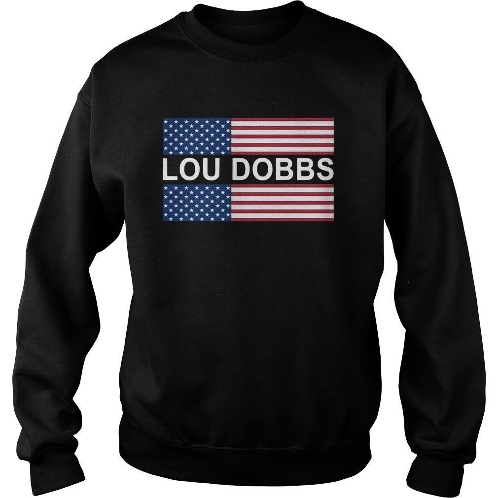 Lou Dobbs T Sweater
