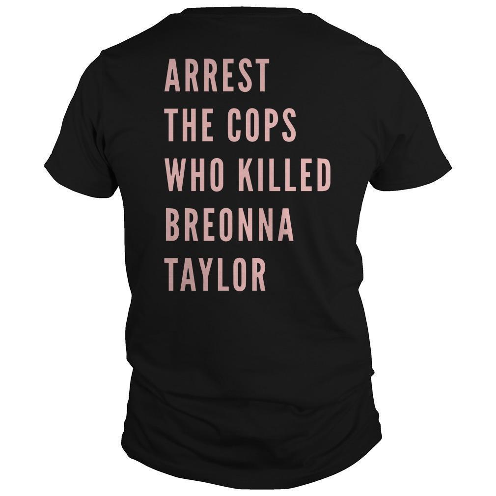 Regina King Say Her Name Breonna Taylor Shirt