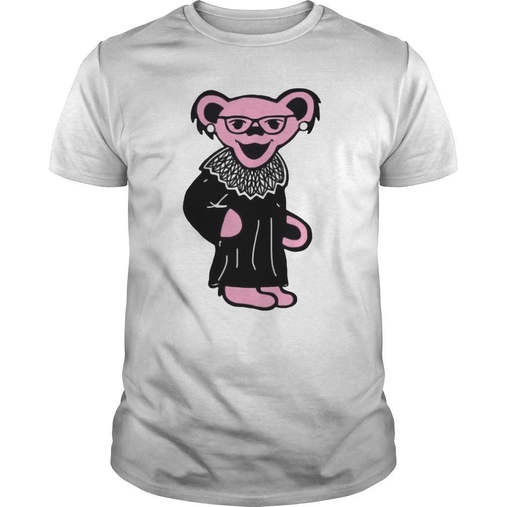 Ruth Bader Ginsburg Bear Shirt
