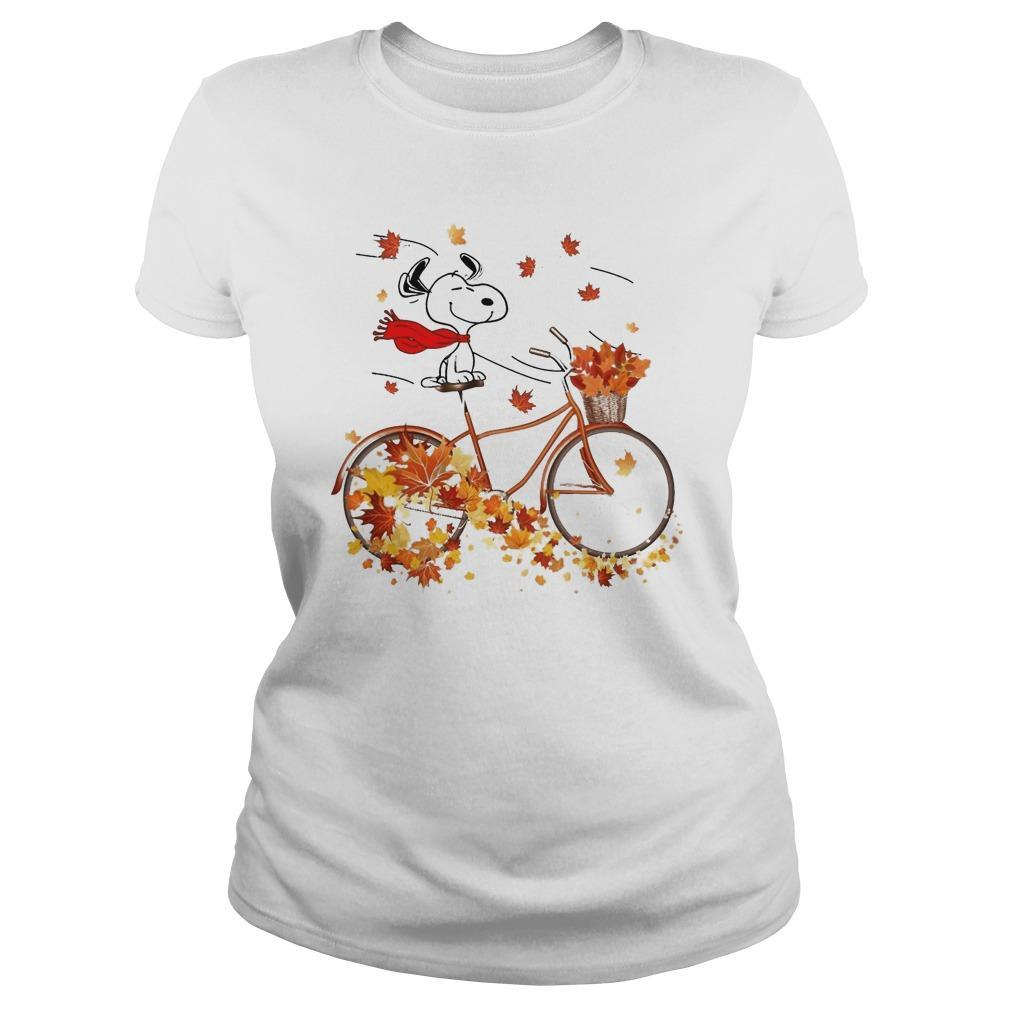 Fall The Peanuts Snoopy Sweater