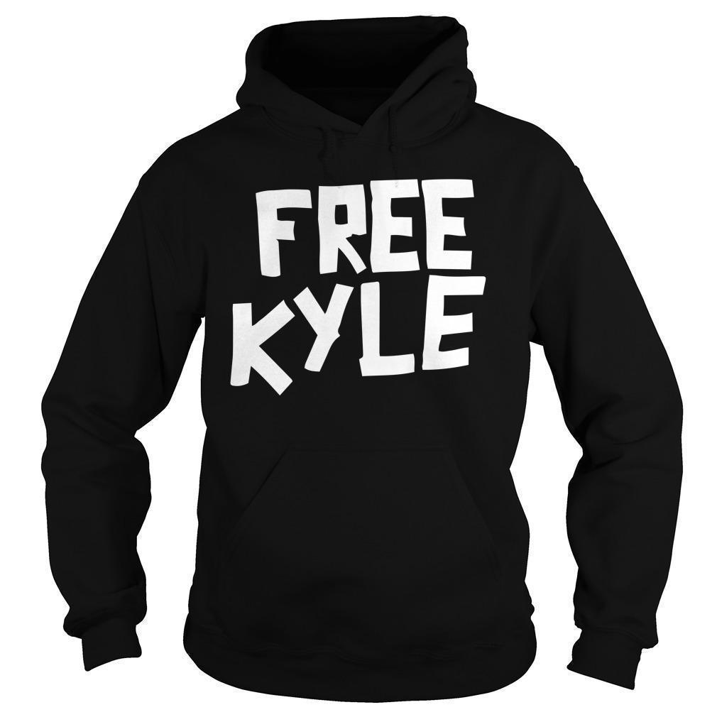 Free Kyle Rittenhouse Hoodie
