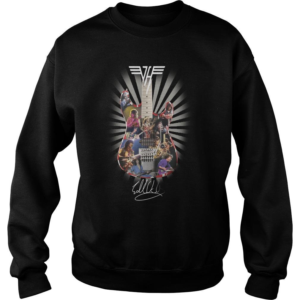 Guitar Eddie Van Halen Signature Sweater
