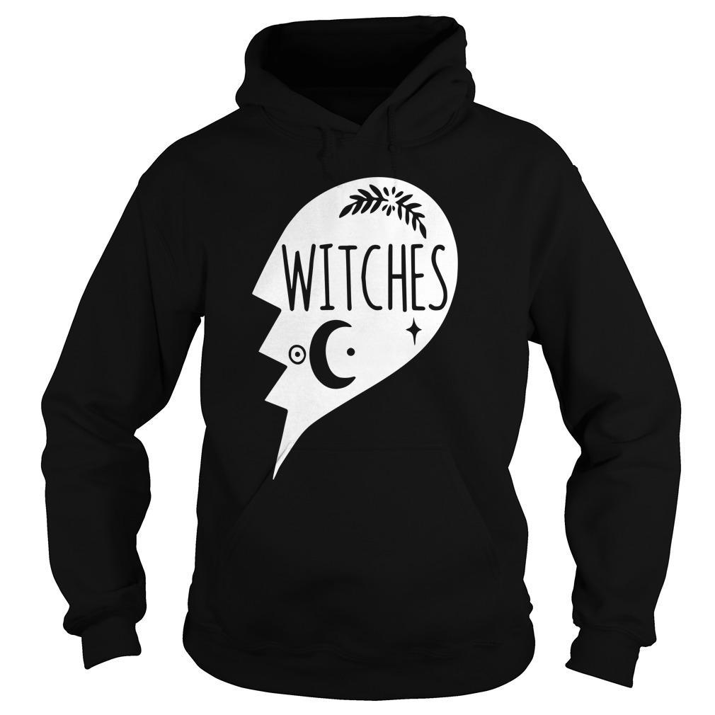 Half Heart Witches Hoodie