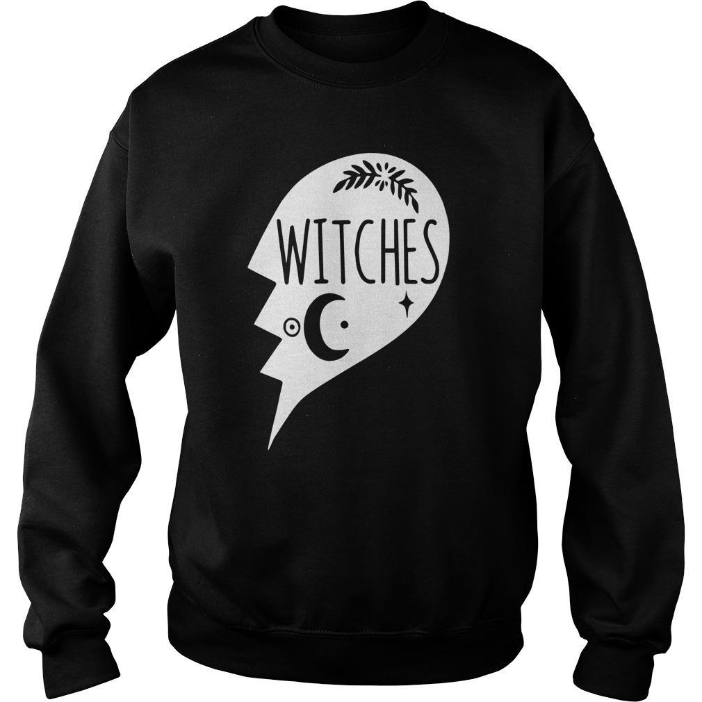 Half Heart Witches Sweater