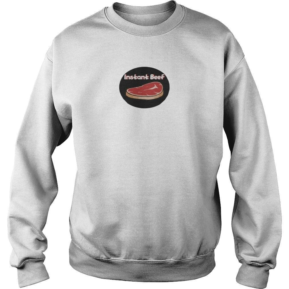 Instant Beef Sweater