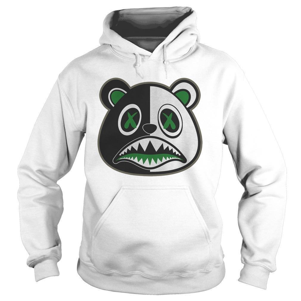 Lucky Green 13s Hoodie