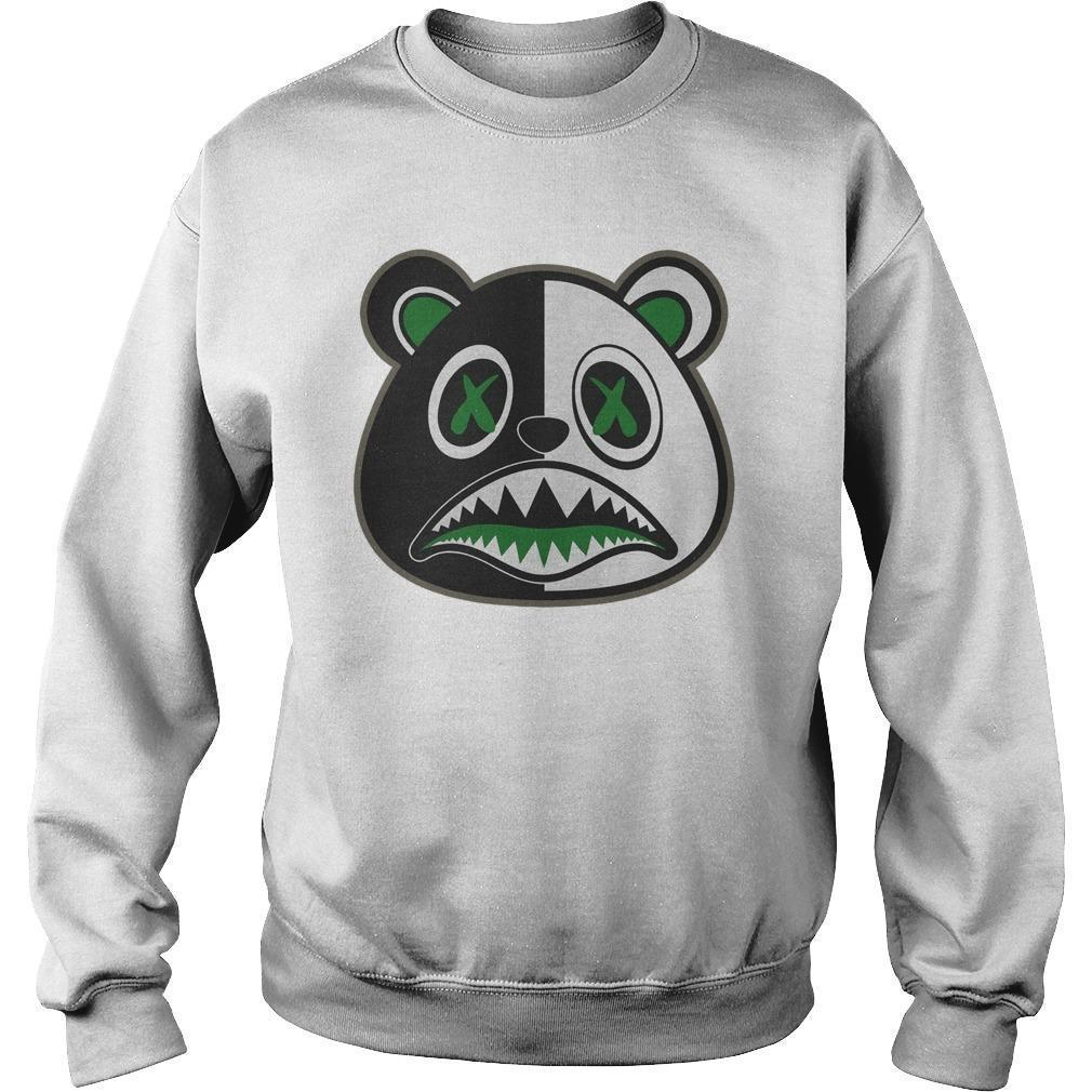 Lucky Green 13s Sweater