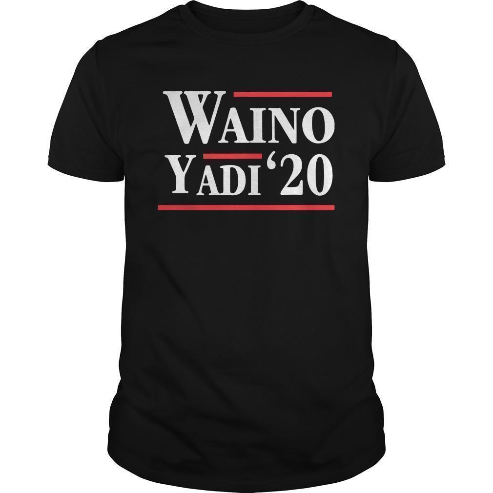 Waino Yadi '20 Shirt