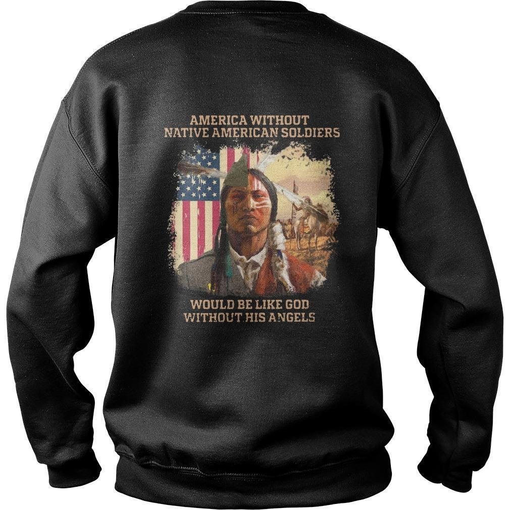 America Without Native American Soldiers Would Be Like Sweater