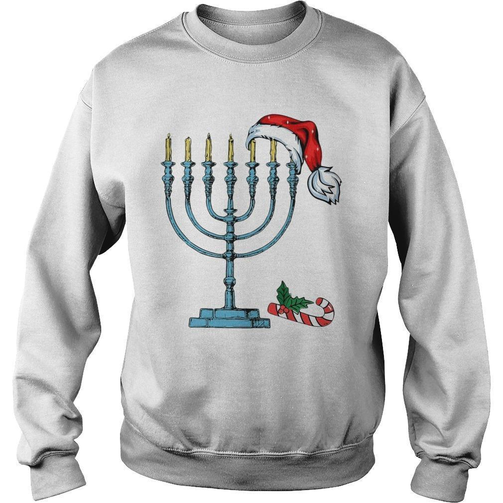 Christmas And Hanukkah Sweater