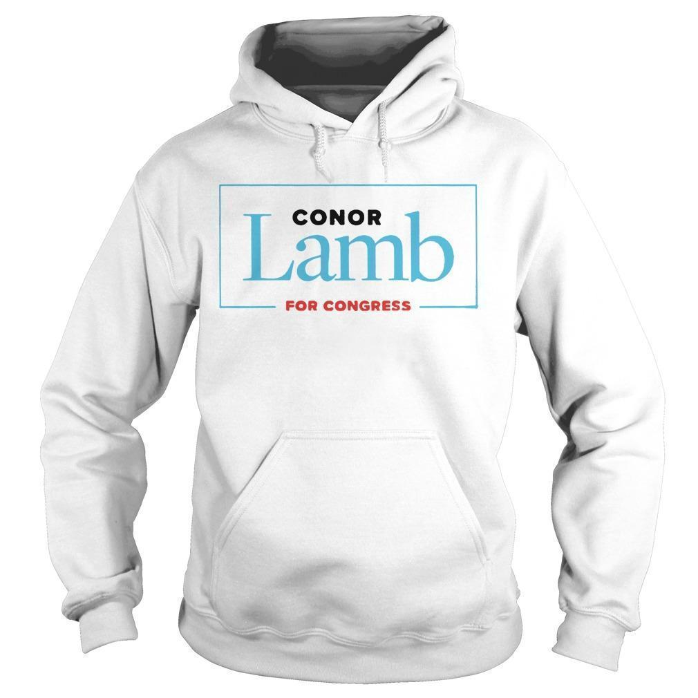 Conor Lamb For Congress Hoodie