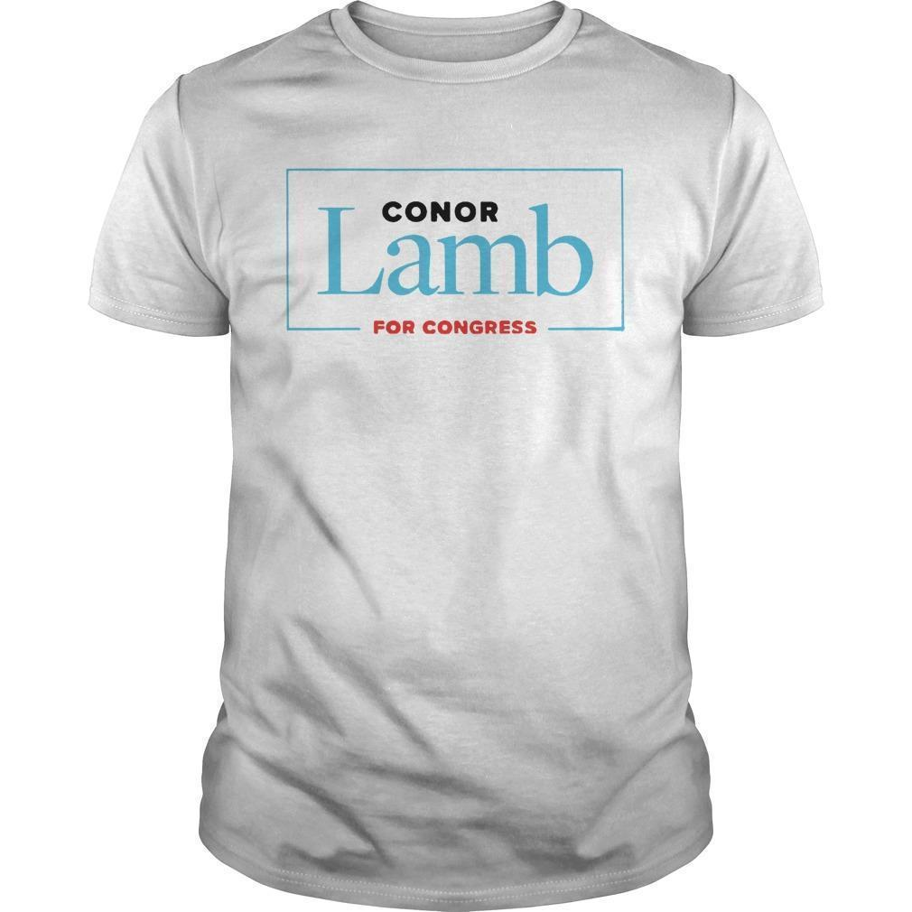 Conor Lamb For Congress Shirt
