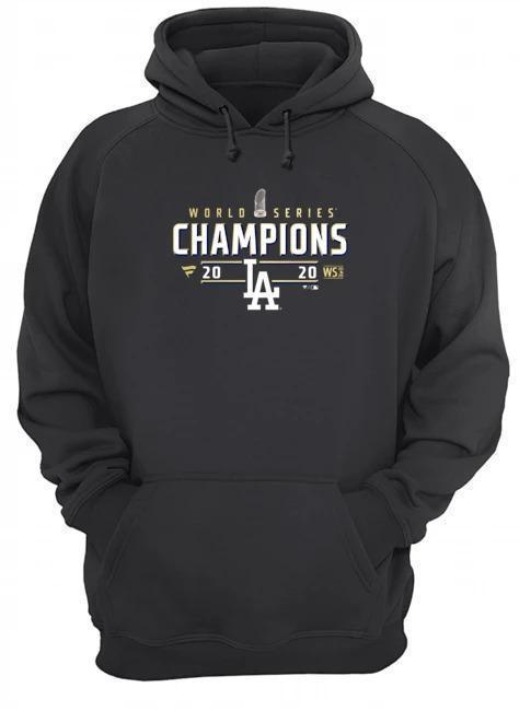 Dodgers World Series Hoodie