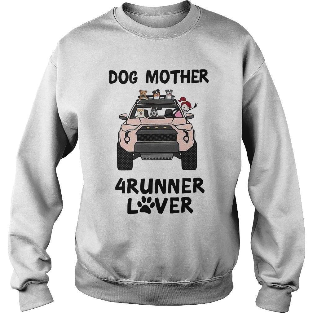 Dog Mother 4runner Lover Sweater