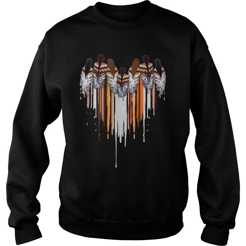 Heart The Native Sweater
