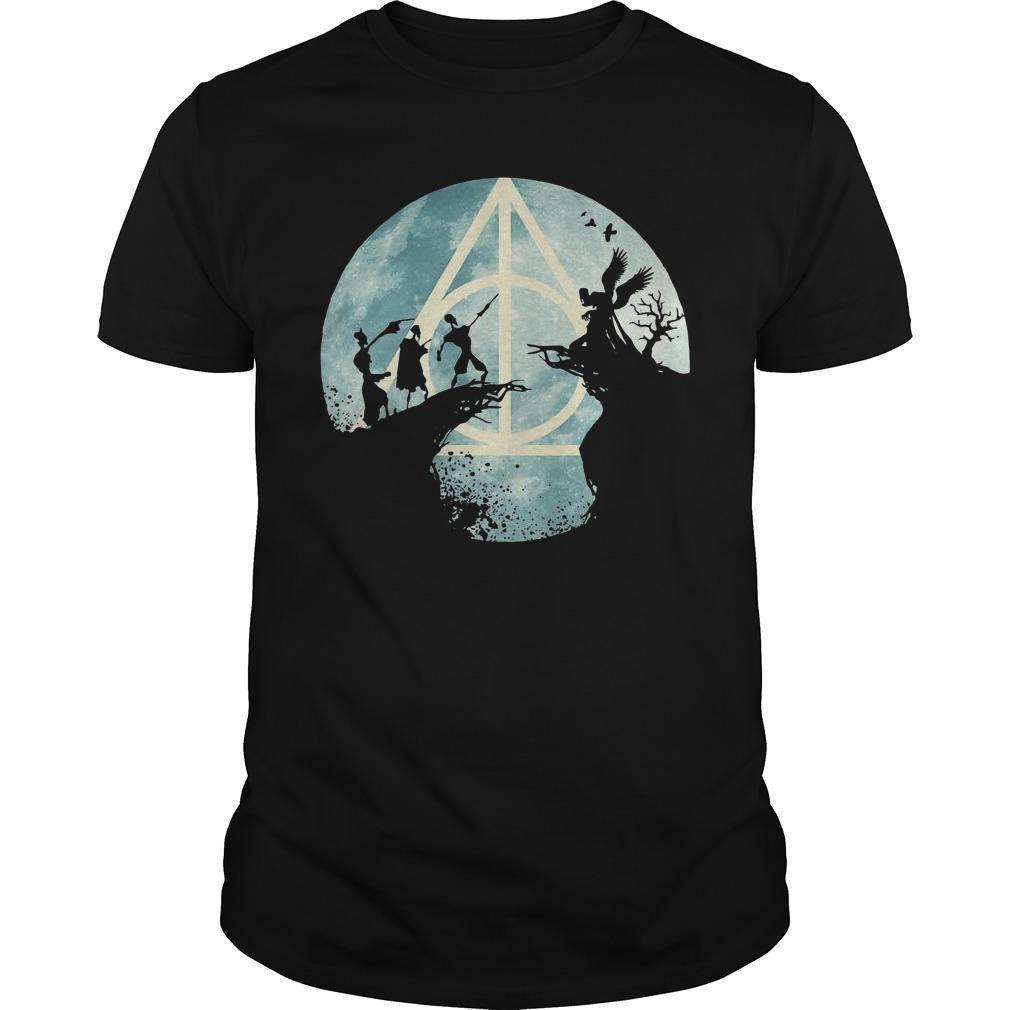 Moon Skull Devil Shirt