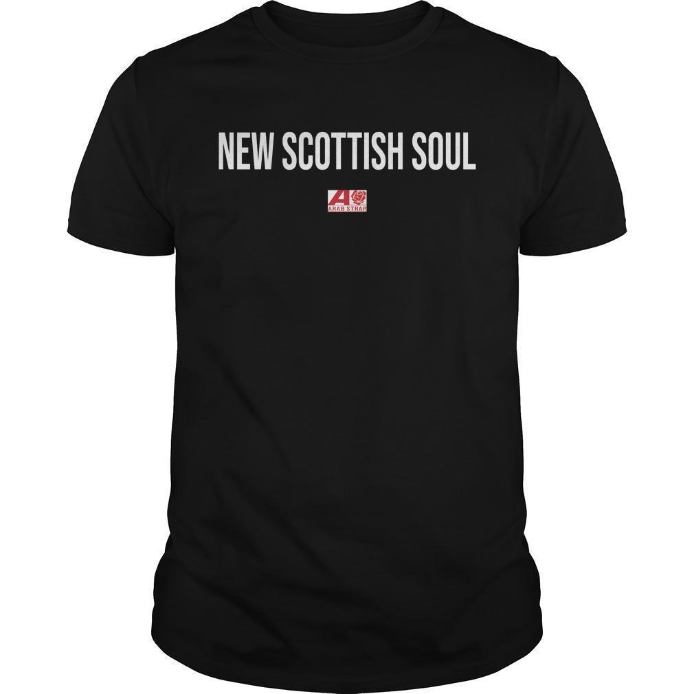 New Scottish Soul 6 Music Band T Day 2020 Shirt