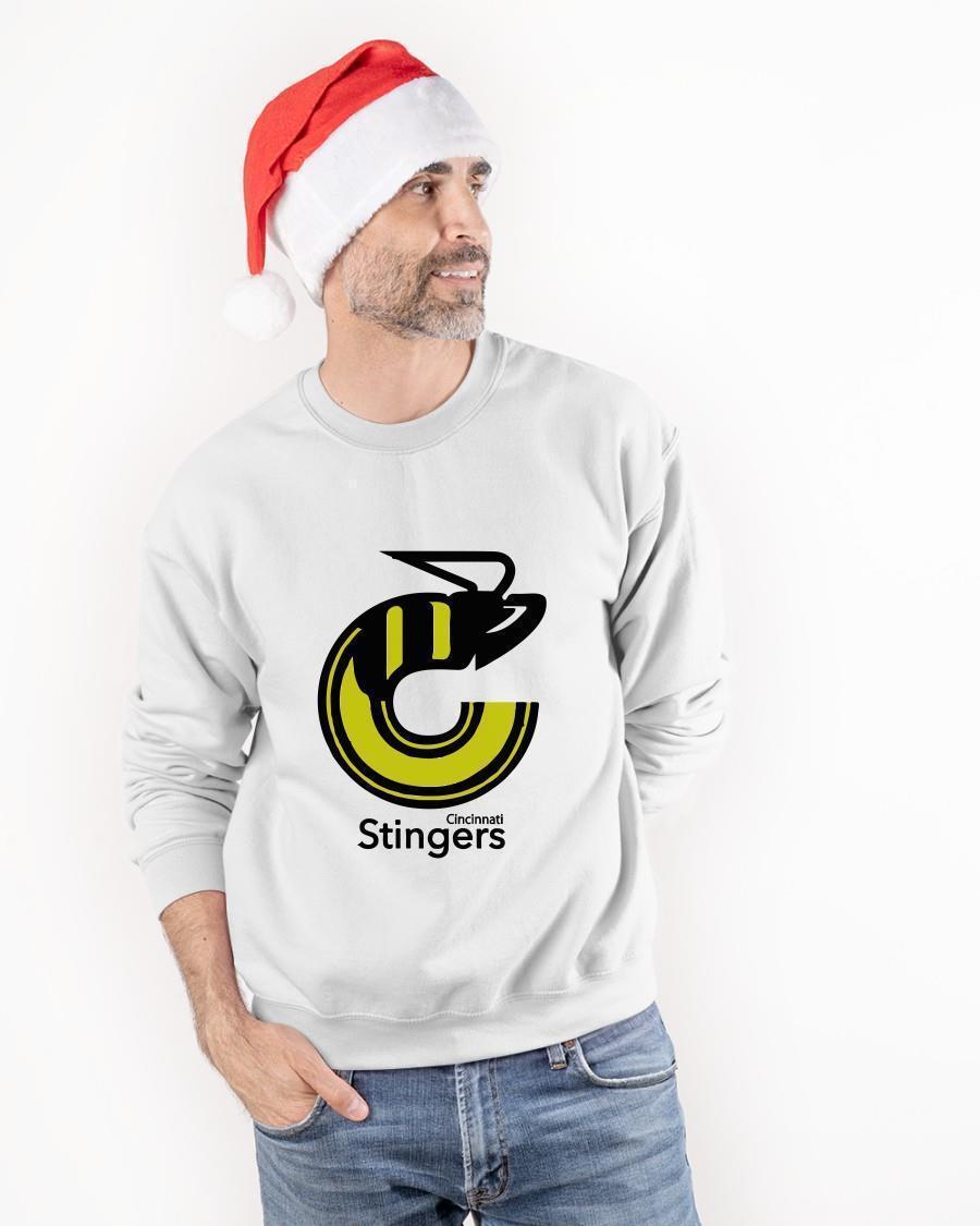 Cincinnati Stingers Sweater