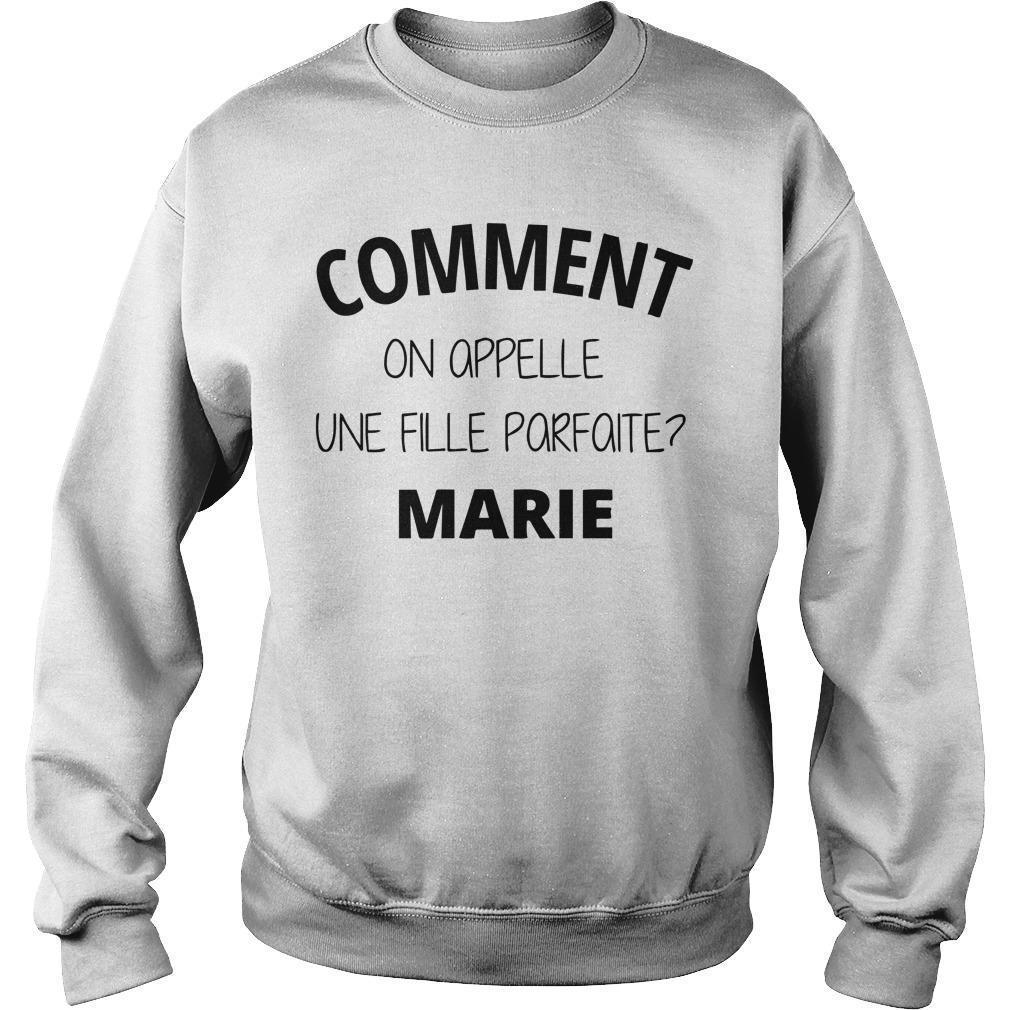 Comment On Appelle Un Fille Parfaite Marie Sweater