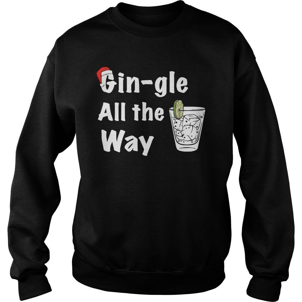 Gin Gle All The Way Sweater