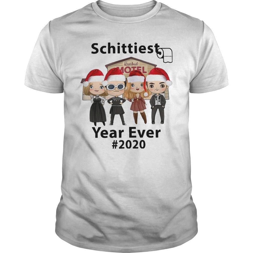 Schittest Year Ever #2020 Shirt