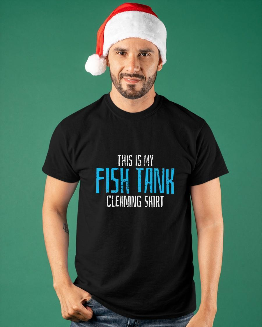 This Is My Fish Tank Cleaning Shirt