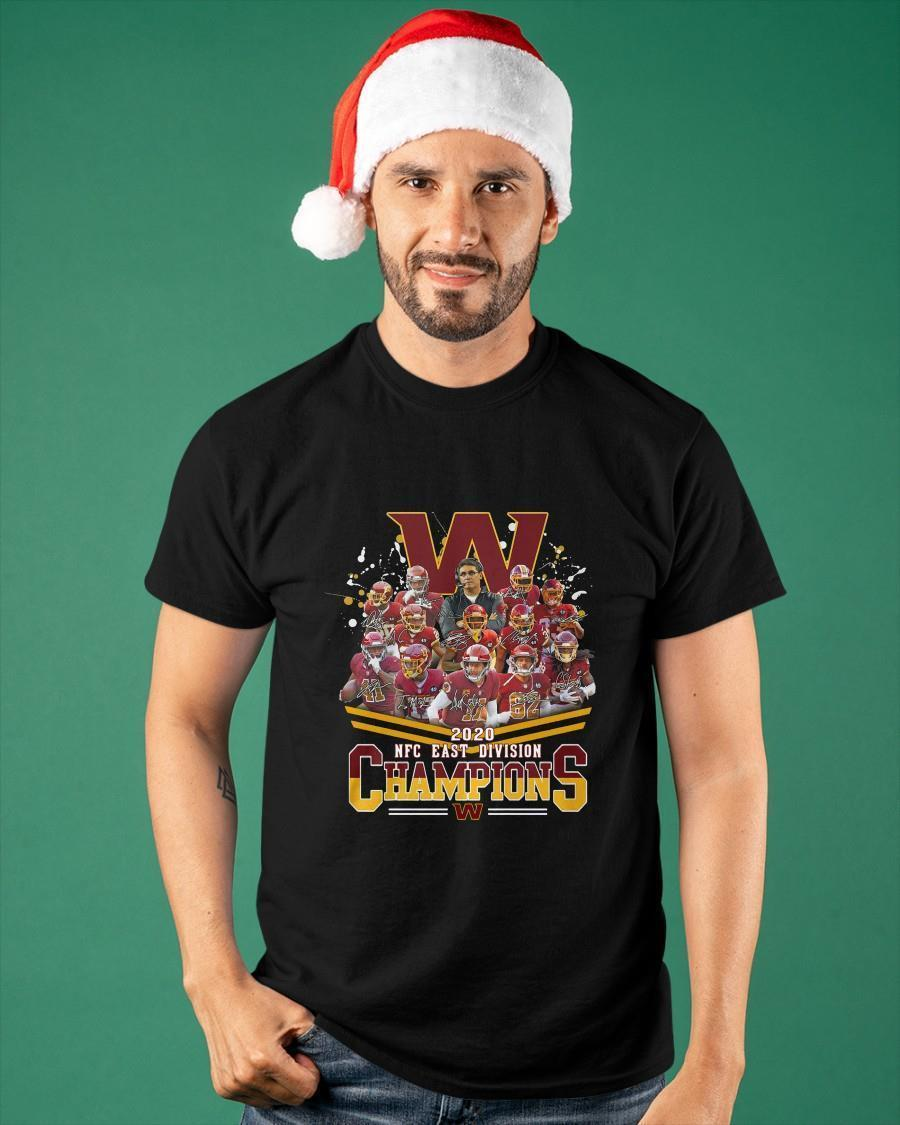2020 Nfc East Division Champions Shirt