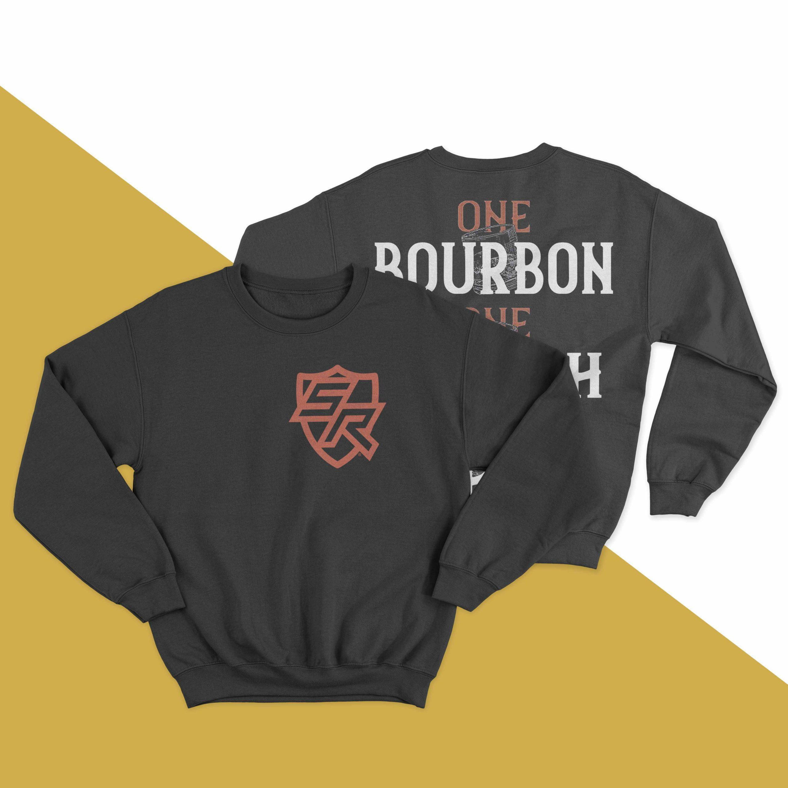 One Bourbon One Scotch One Beer Sweater