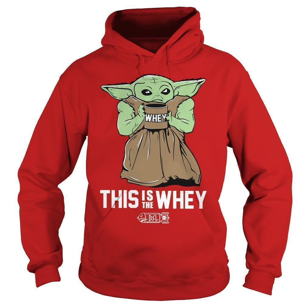 Baby Growda This Is The Whey Hoodie