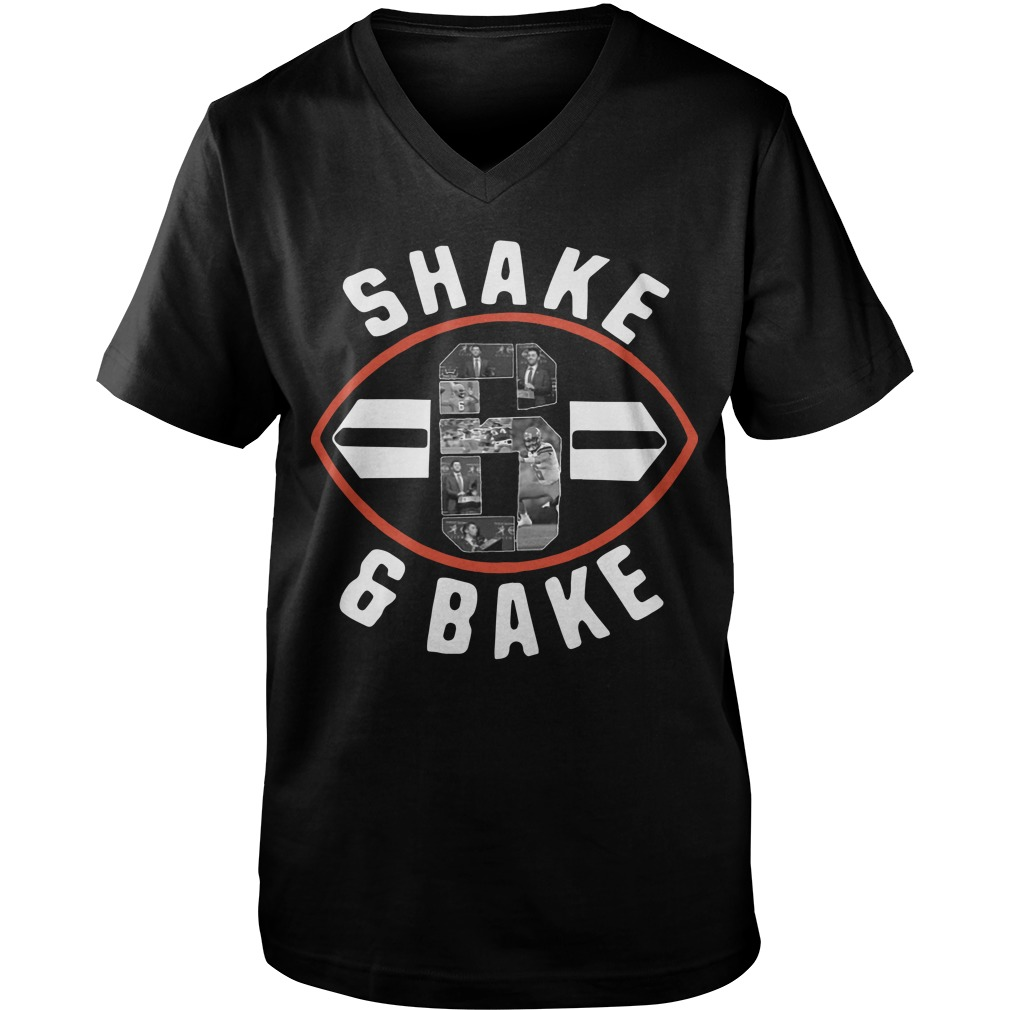 Baker Mayfield Shake And Bake Guys V-Neck