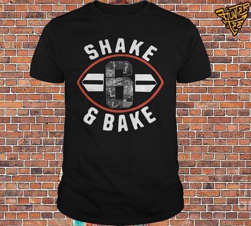 Baker Mayfield Shake And Bake Shirt