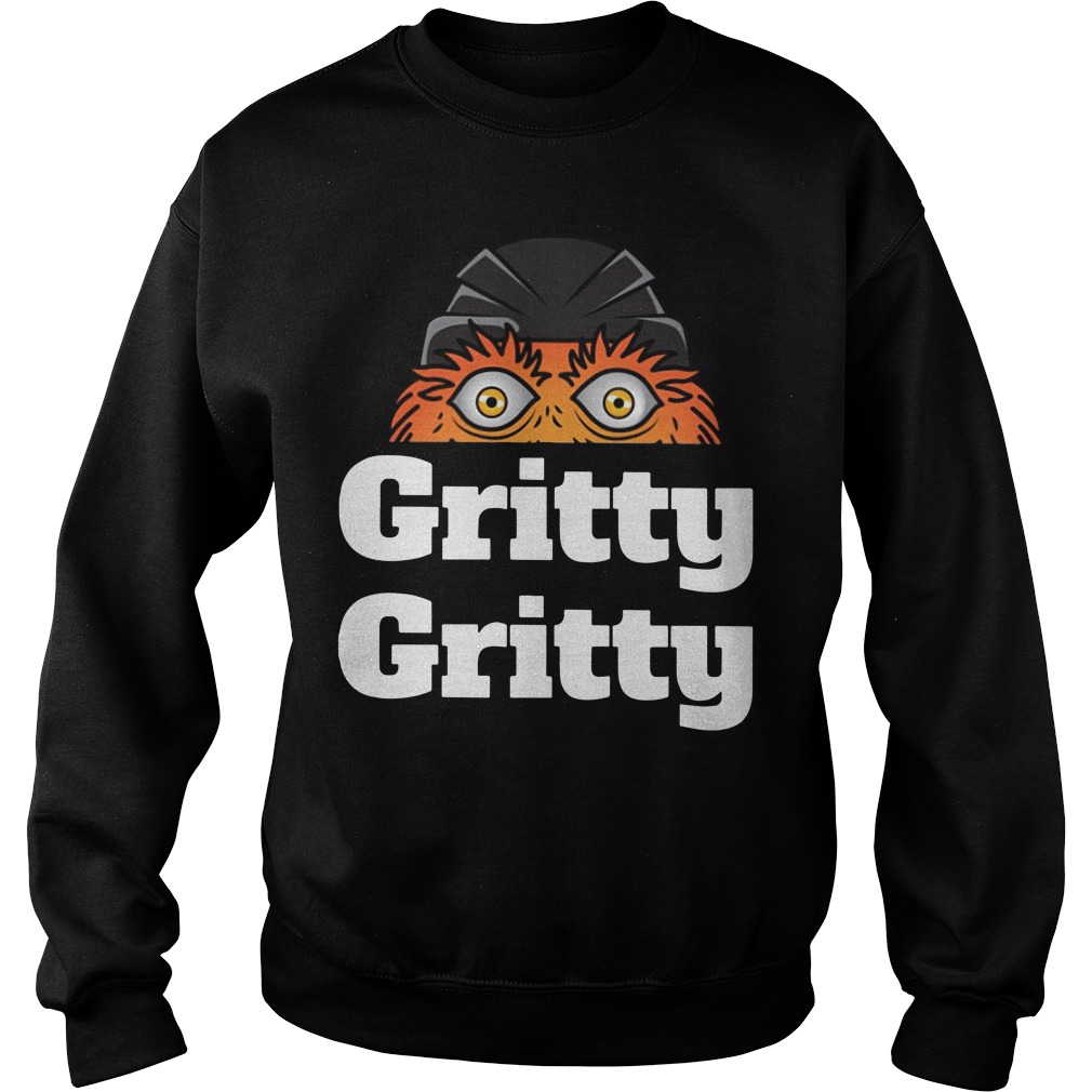 Flyers Home Opener Gritty Gritty Sweater