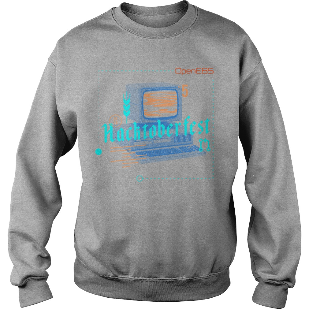 Hacktoberfest 2018 Sweater