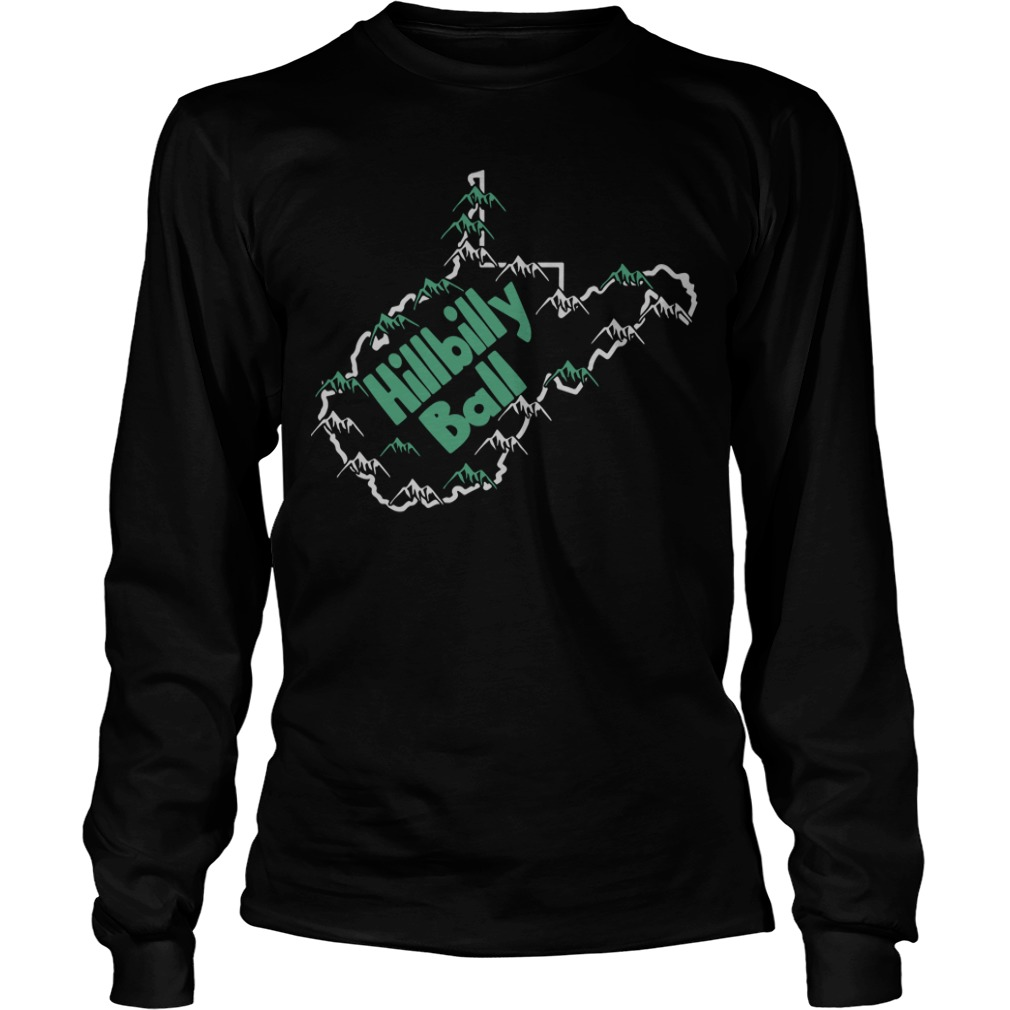 Hillbilly Ball Longsleeve