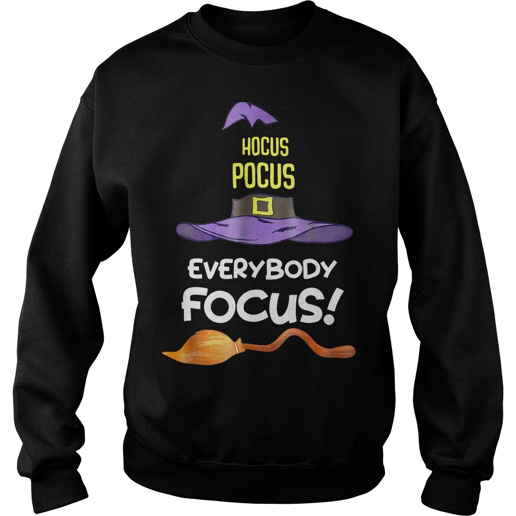 Hocus Pocus Everybody Focus Sweater