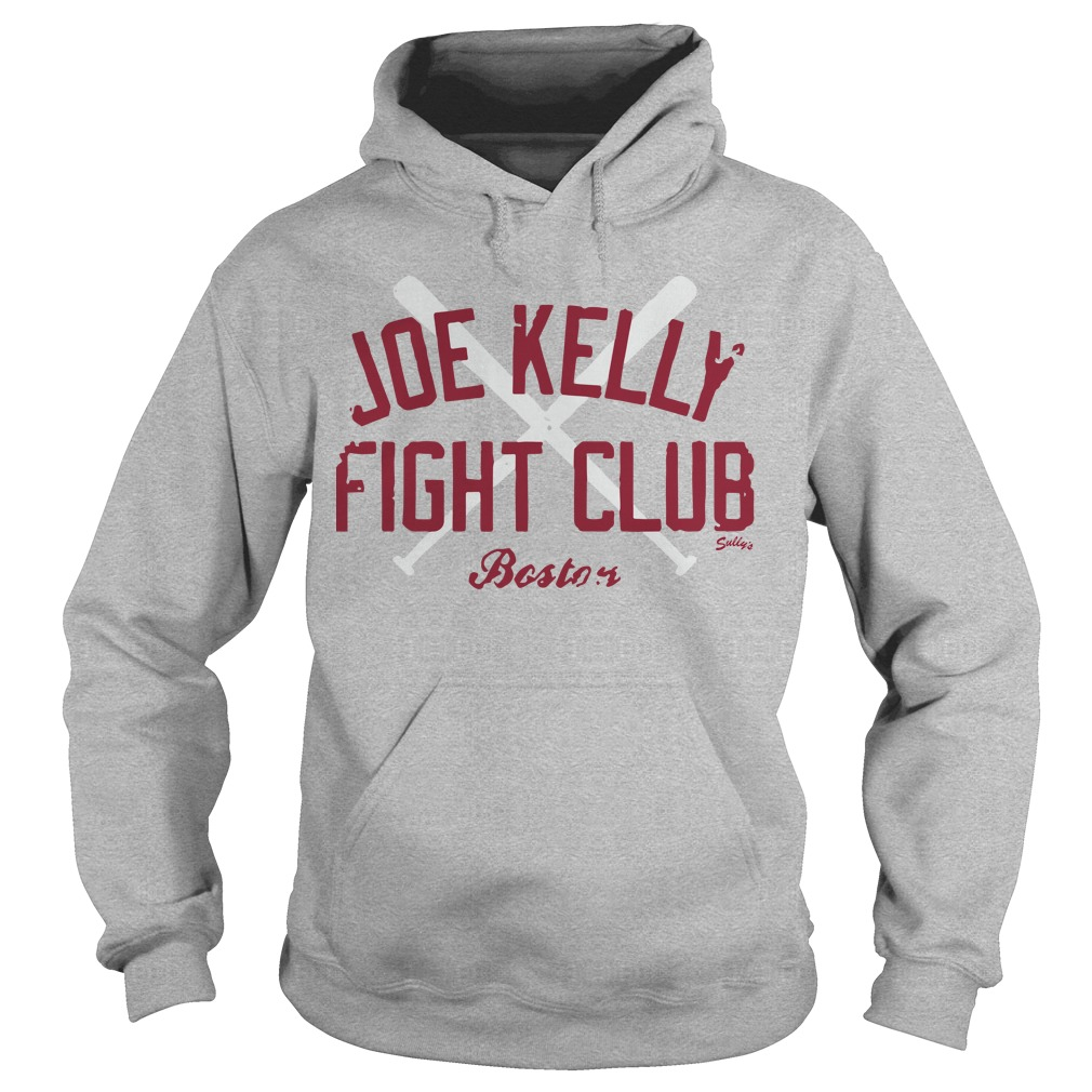 Joe Kelly Boston Fight Club Hoodie