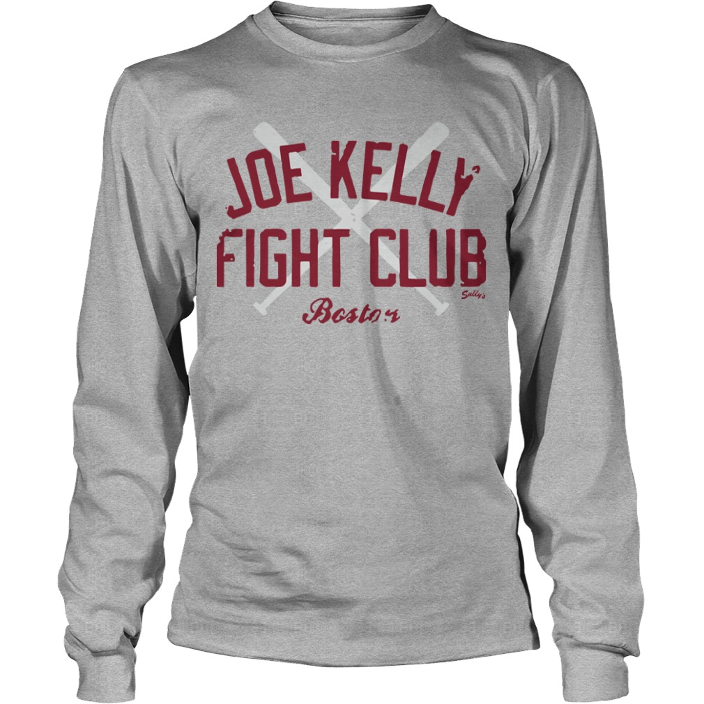 Joe Kelly Boston Fight Club Longsleeve Tee