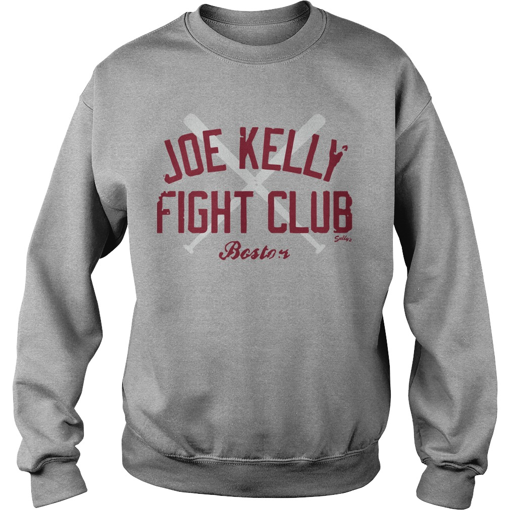 Joe Kelly Boston Fight Club Sweater