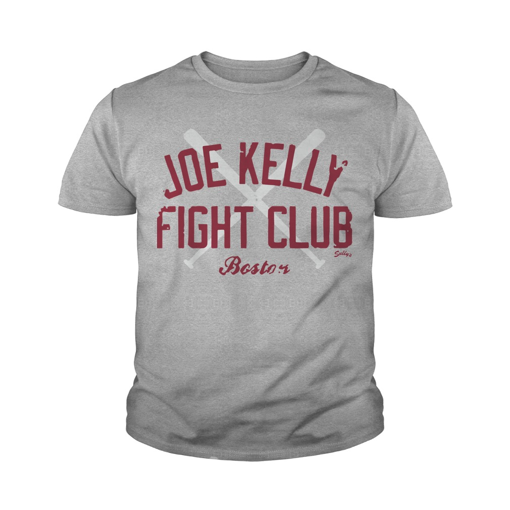 Joe Kelly Boston Fight Club Youth Tee