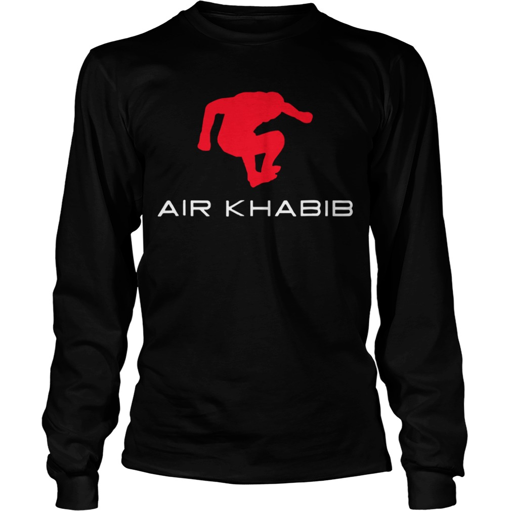 Official Air Khabib Longsleeve Tee