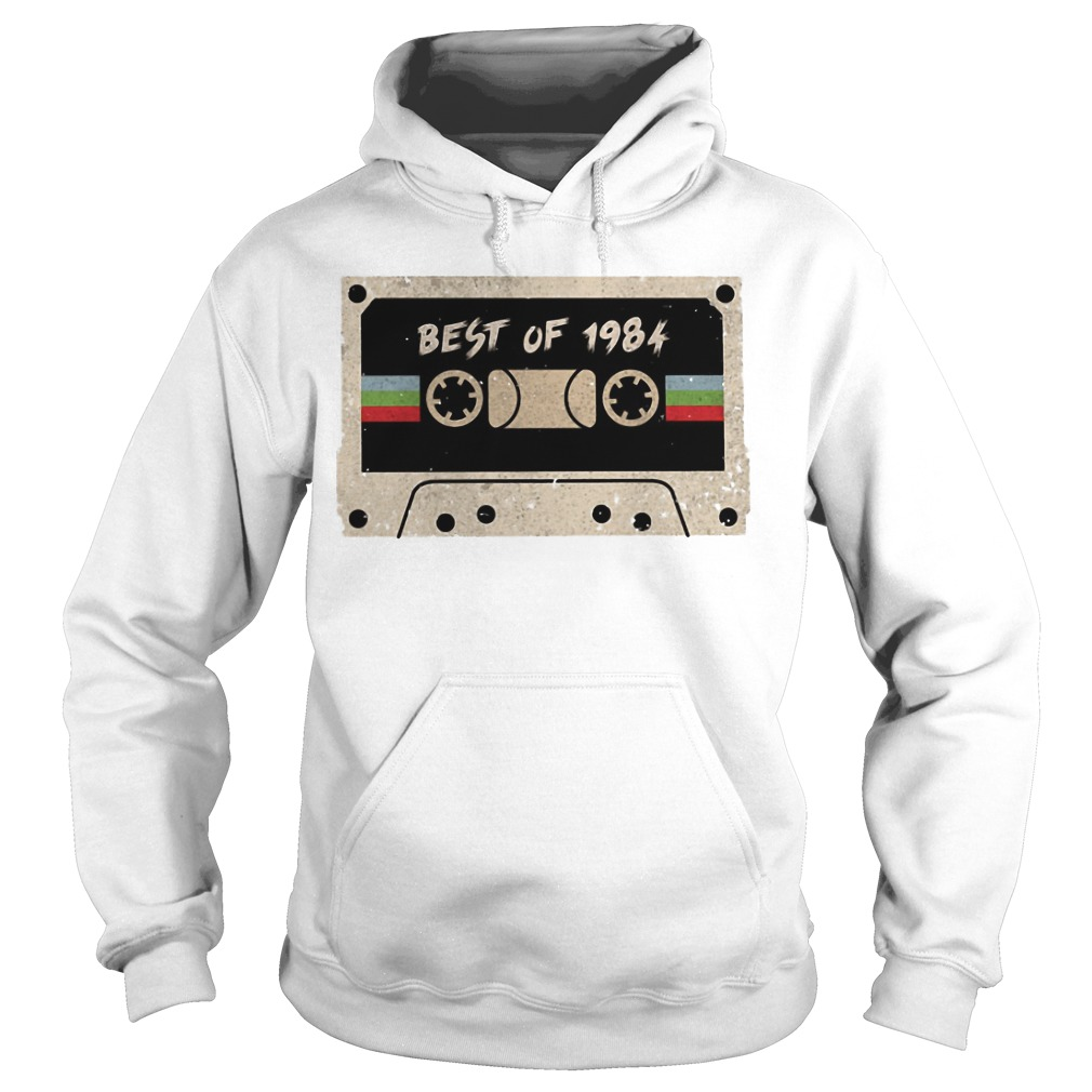 Cassette Best Of 1984 Shirt