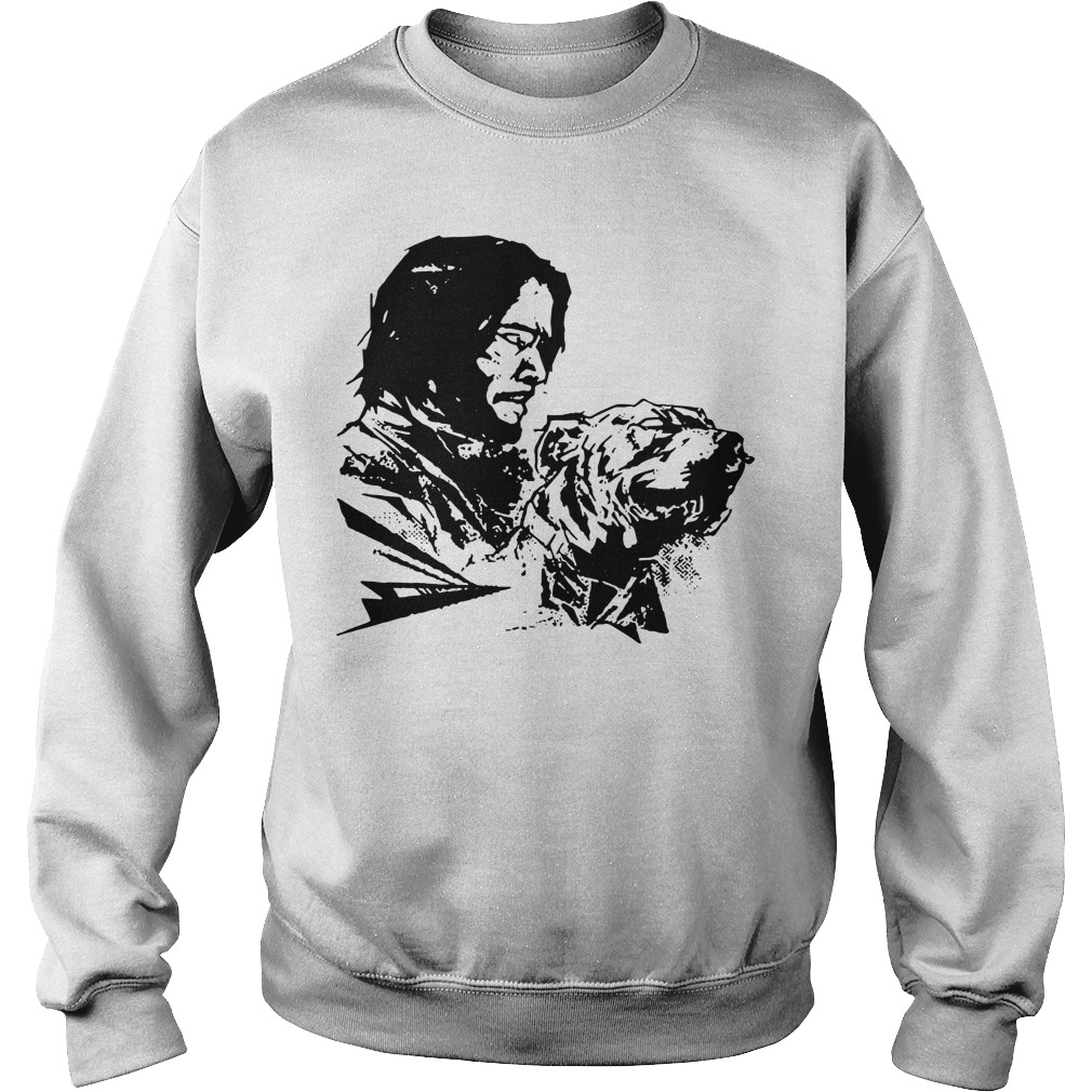 John Wick Parabellum And Pitbull Sweater