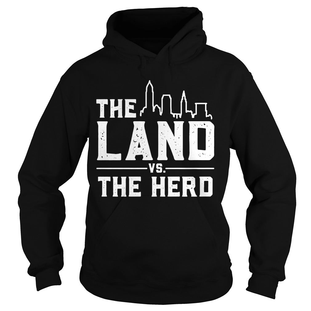 The Land Vs The Herd Hoodie