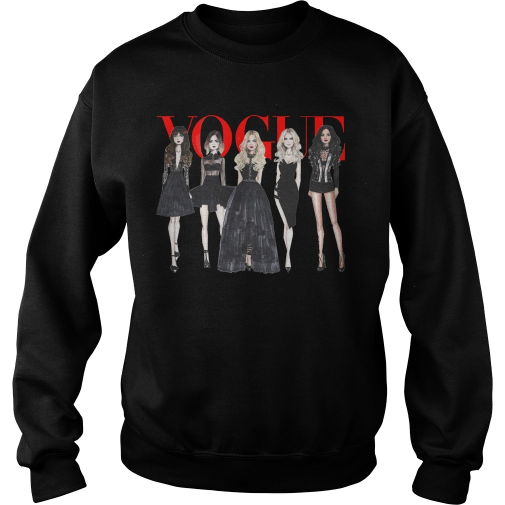 Vogue Models Sweater