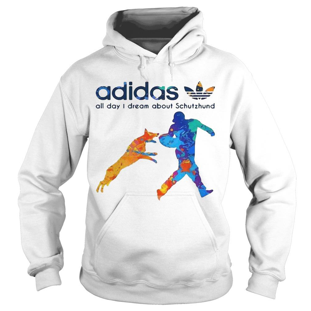 Adidas All Day I Dream About Schutzhund Hoodie